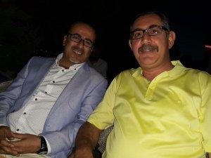 Hakan Markupçu ile Kerem İşkan'ın gece sohbeti