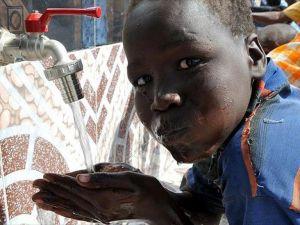 Etiyopya'daki Somalili mültecilerin su çilesi