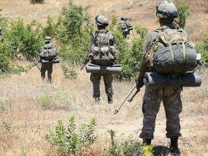 Siirt Pervari'de terör örgütüne operasyon