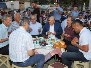 Akşehir'de iftar coşkusu