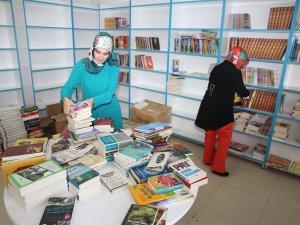 Selçuklu'da 26. kütüphane açılıyor