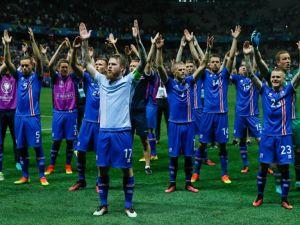 İzlanda çeyrek finale yükseldi
