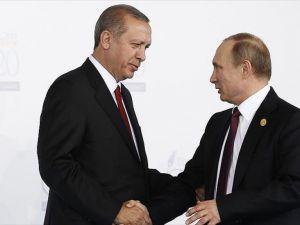 Putin, Erdoğan ile yarın telefonda görüşecek