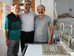 Lokumlar Konya'dan