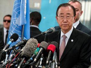 BM Genel Sekreteri Ban Gazze'den ayrıldı