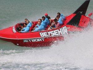 Beyşehir Gölü'nde yeni heyecan