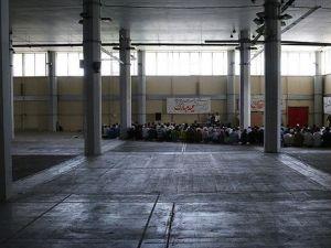 Atina'da cami yapımına direnç sürüyor