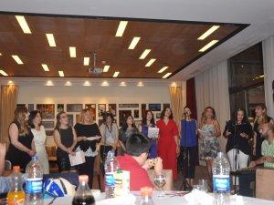 Aşkan Güzel Sanatlar Merkezi çalışanlarından konser