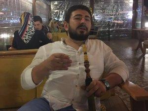 Murat Kantemiz Nevizade Cafe'de
