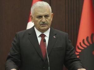 Başbakan Yıldırım: Terör örgütlerinin tek bir amacı var öldürmek