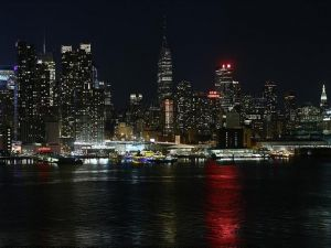 New York'ta, saldırıda hayatını kaybedenler için anma töreni düzenledi
