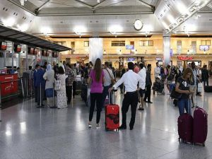 Atatürk Havalimanı'nda uçuşlar normal seyrinde devam ediyor