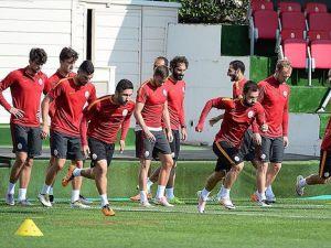 Galatasaray'da kamp programı belli oldu
