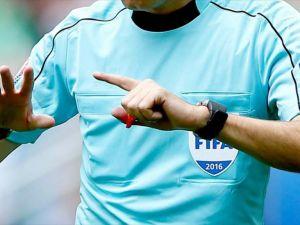 Almanya-İtalya maçının hakemi belli oldu