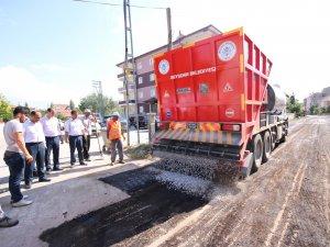 Soğuk asfaltta yeni dönem