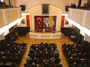 Galatasaray Kulübünde istifa