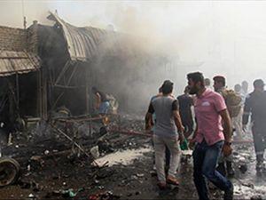 Bağdat'ta intihar saldırısı: 6 ölü, 22 yaralı
