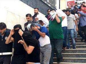 İstanbul'daki oto hırsızlığı operasyonu: 42 kişi gözaltında