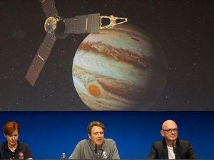 Apple'dan Jüpiter'in yörüngesine yerleştirilecek Juno için özel film müziği