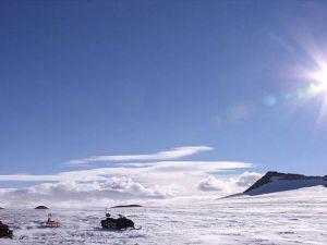 Antarktika'daki ozon deliği küçülüyor