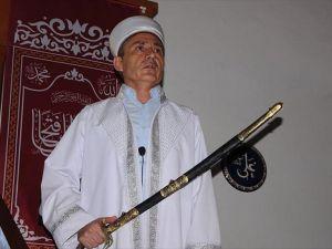 Asırlardır yaşatılan Osmanlı geleneği: Kılıçlı hutbe