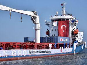 Türkiye'den Gazze'ye 11 bin ton insani yardım