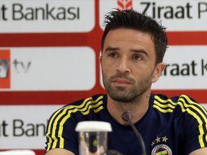 Gökhan Gönül'den Fenerbahçe'ye veda mesajı