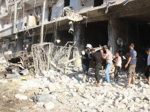 Esed güçleri sivilleri vurdu: 20 ölü