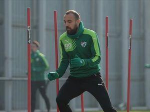Sercan Yıldırım yeniden Bursaspor'da