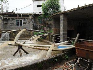 Çin'de maden ocağını su bastı: 12 kişi mahsur