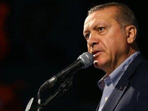Cumhurbaşkanı Erdoğan: Suriyeli kardeşlerimize vatandaşlık imkanı vereceğiz