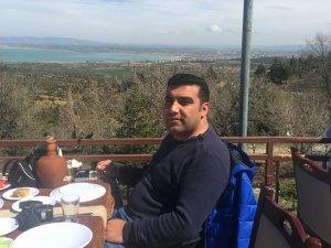 Mustafa Yapıcı iftar saatini bekliyor