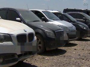 PKK tarafından bombalı saldırılarda kullanılacak 21 araç ele geçirildi