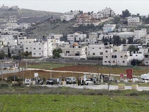 Netanyahu, Kudüs çevresinde 800 yeni konutun inşasına onay verdi