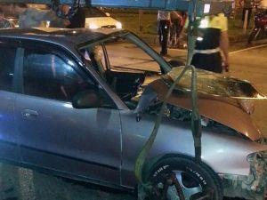 Yurtta trafik kazaları: 3 ölü, 26 yaralı
