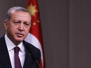 Erdoğan'dan Irak Cumhurbaşkanı Masum'a taziye telgrafı