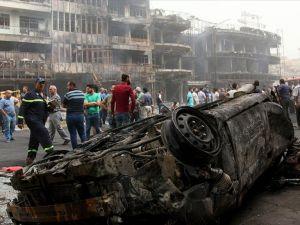 Bağdat'taki saldırıda ölü sayısı 204'e yükseldi