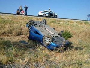 Abdurrahman Baysangur kaza yaptı