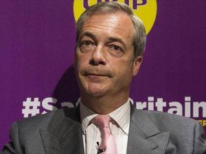 'Brexit' yanlısı parti lideri istifa etti