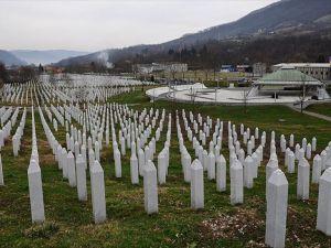 Srebrenitsa'da bu yıl 127 kişi toprağa verilecek