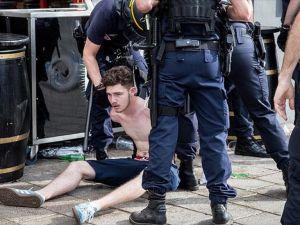 Fransa İçişleri Bakanı Cazeneuve: EURO 2016 boyunca 600 kişi gözaltına alındı