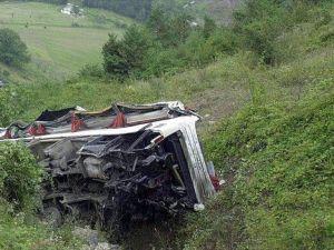 Tanzanya'da otobüs kazası: 30 ölü
