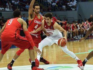Türkiye Olimpiyat Elemelerine mağlubiyetle başladı