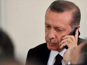Cumhurbaşkanı Erdoğan Genelkurmay Başkanı Akar'dan bilgi aldı