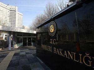 Dışişleri Bakanlığı'ndan 'gizli anlaşma' iddialarına yalanlama
