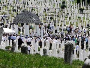 Bosna Hersek'te şehitler anıldı