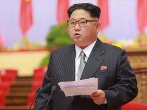 ABD Kuzey Kore lideri Kim Jong-un'u kara listeye aldı