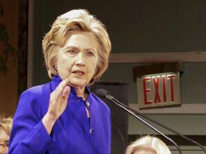 Clinton'dan Amerikan polisine 'şiddet' eleştirisi
