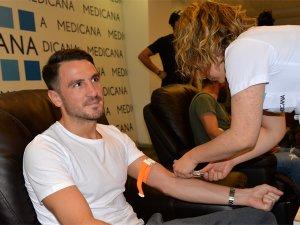 Atiker Konyaspor, sağlık kontrolünden geçti