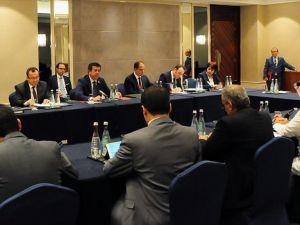 Ekonomi Bakanı Zeybekci G20 toplantısına katıldı